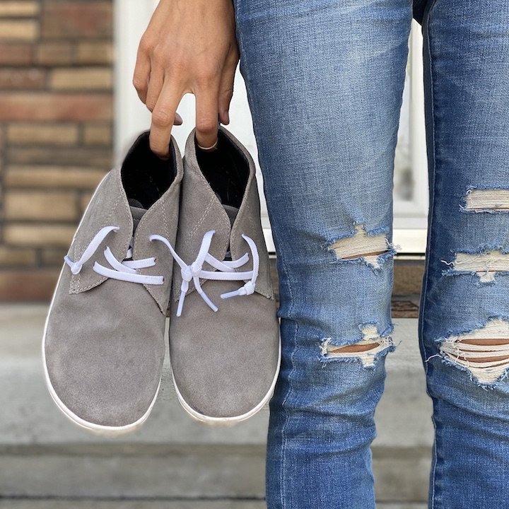 discount code for barefoot shoes at Paperkrane australian brand