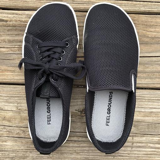 Feelgrounds droptop Original barefoot shoe review