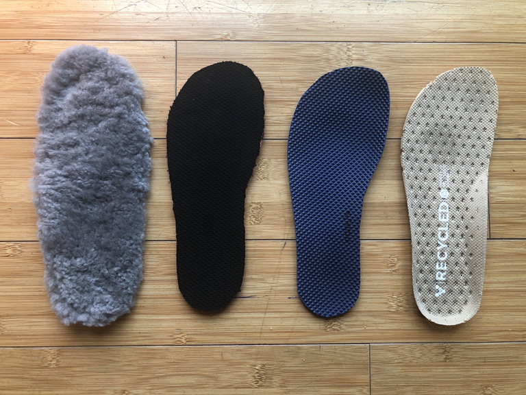 Barefoot Guide to Insoles