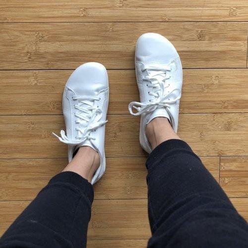 Vivobarefoot Geo Court Sneaker Minimalist Shoe Review