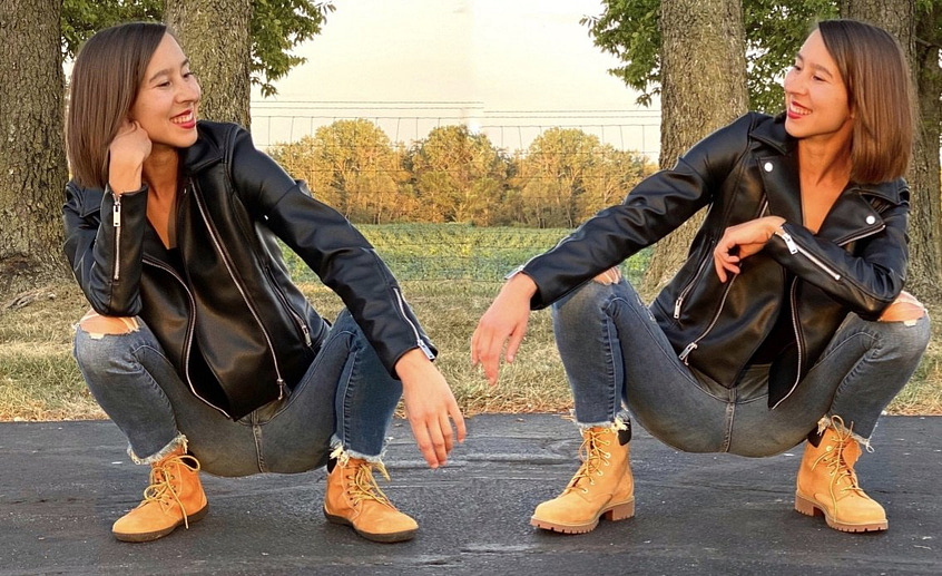 Timberland Look Minus the Bunions