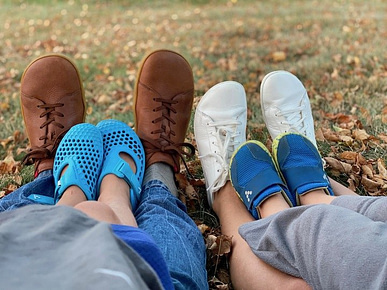 The Best Barefoot Shoes for Kids