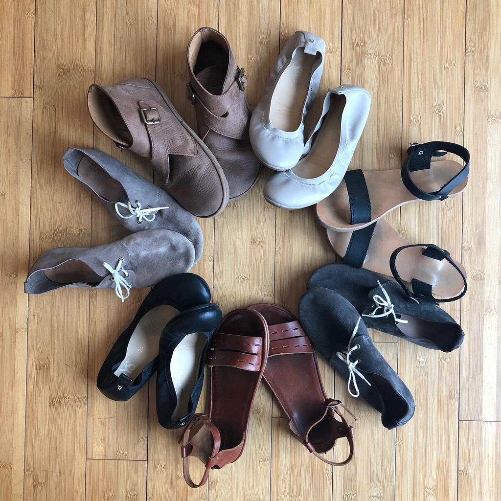Women's Barefoot Dress Shoes - The